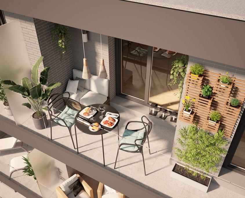 terraza A